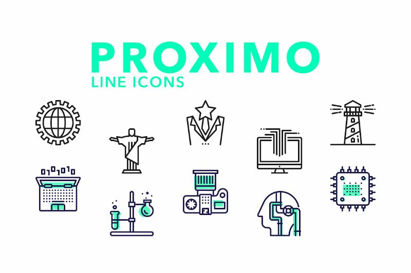 futuristic-line-icons