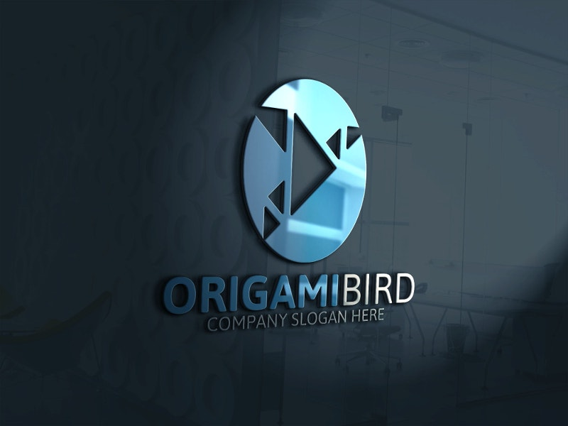 corporation bird logo