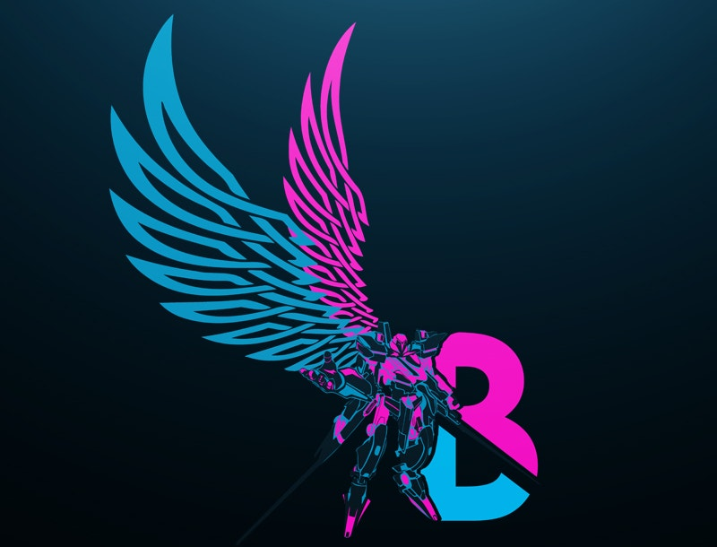 official humming bird logo