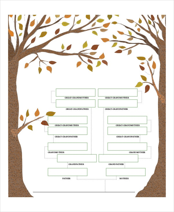 family-relationships-tree-template