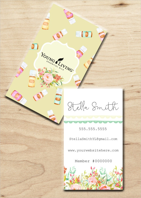 Business Card Template - 17+ Free PSD, Vector AI, Format Download ...