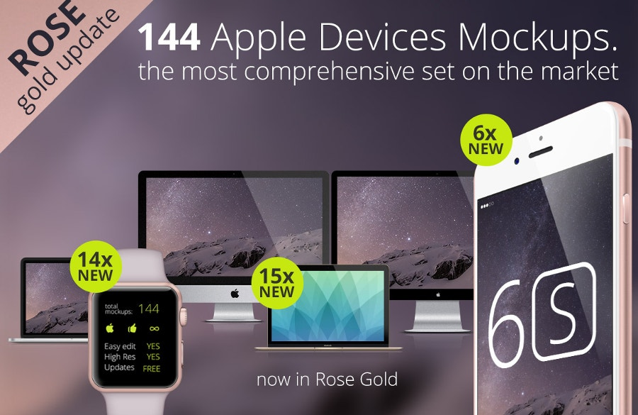 144 apple devices megabundle