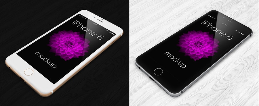 iphone premium responsive mock ups