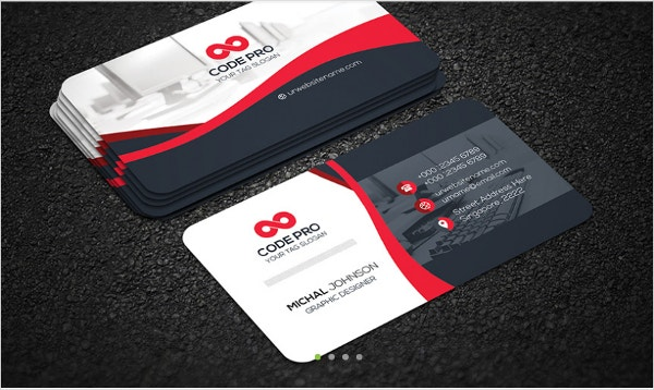 Free Business Cards PSD Vector EPS PNG Format Download - Free business card template
