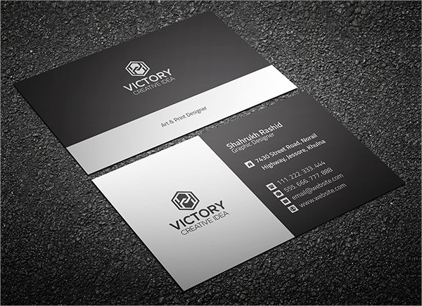 free-corporate-business-card