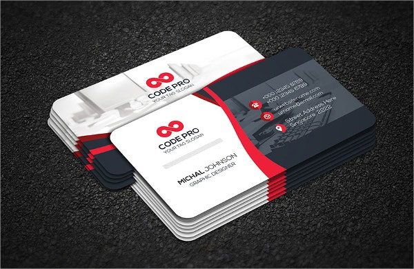 25 business cards free psd vector eps png format download free business card mockup design reheart Image collections