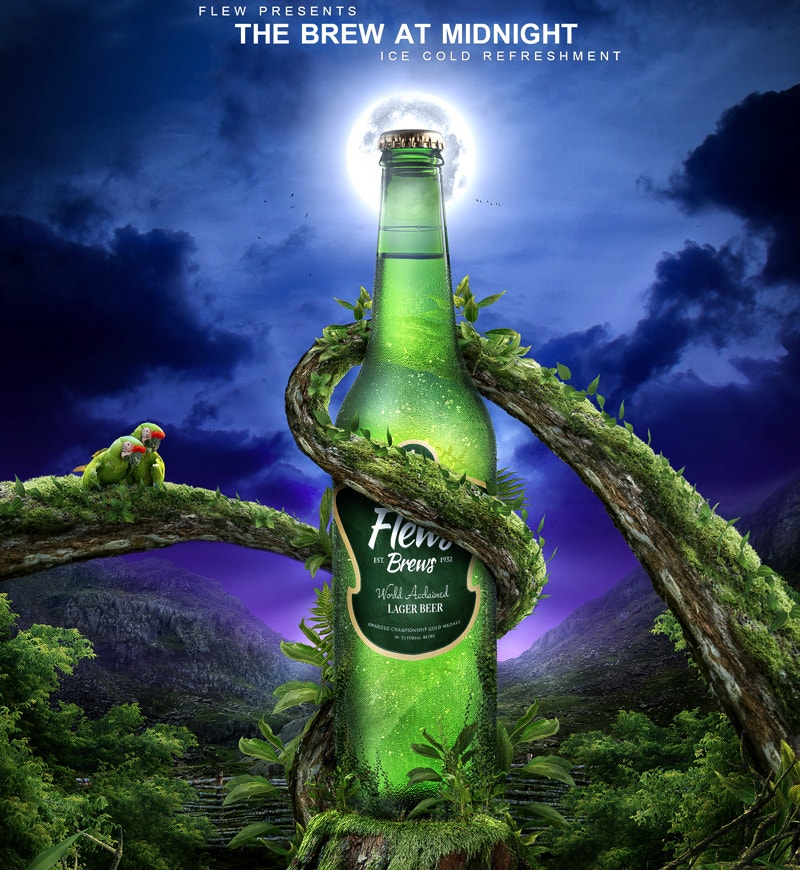 flews-larger-beer-advertising-dsignc