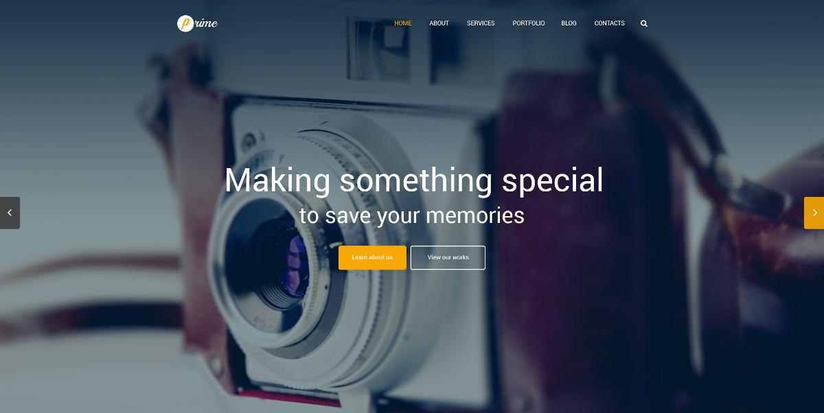 special photographer portfolio wordpress website theme 79