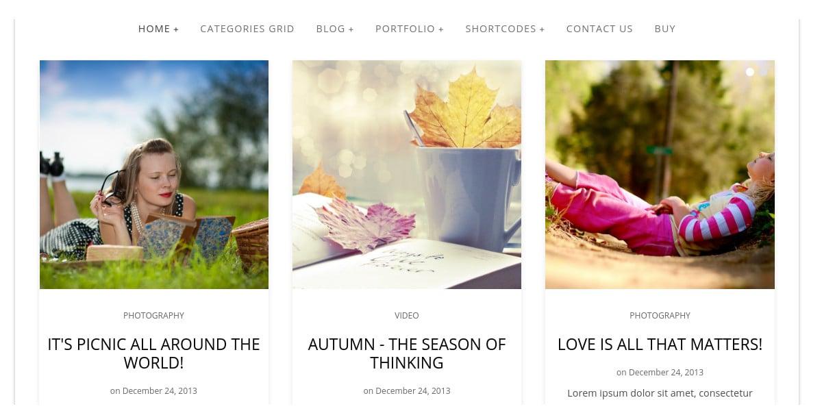 photography wordpress blog website theme 49