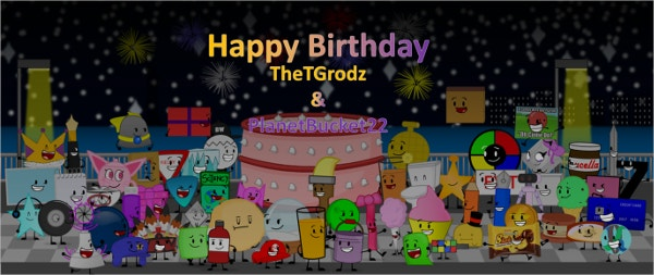 Free Happy Birthday Card With Group