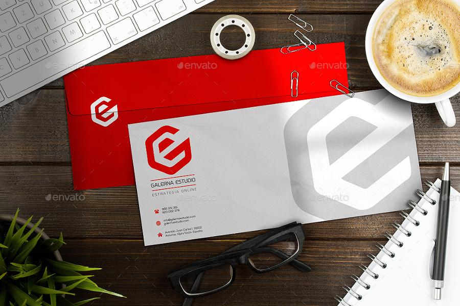 20+ Beautiful Envelope Designs | Free & Premium Templates