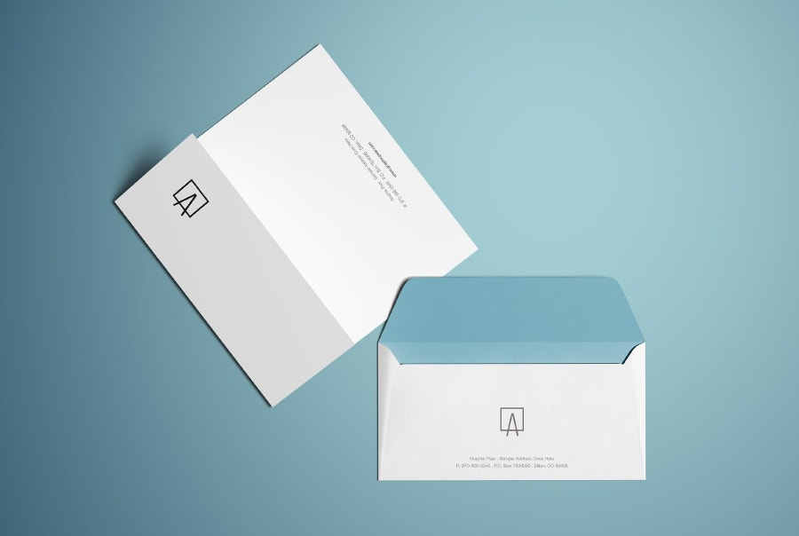 20+ Beautiful Envelope Designs | Free & Premium Templates
