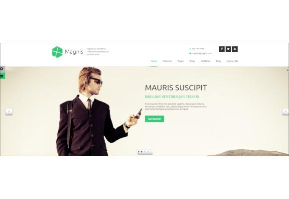 business corporate multipurpose wordpress theme