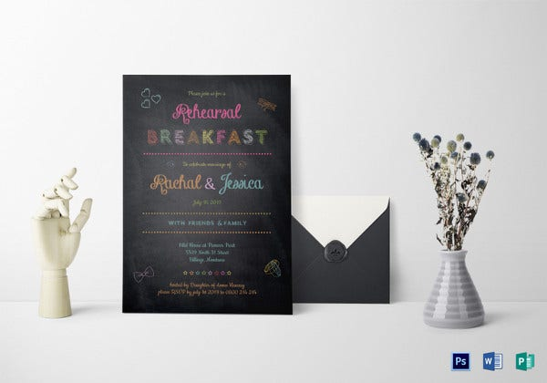 chalk-board-wedding-breakfast-invitation-template
