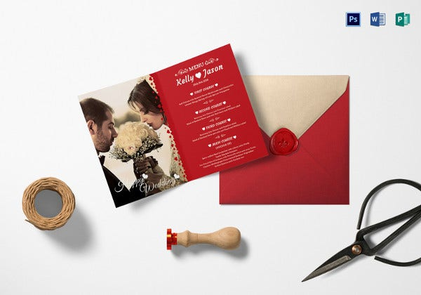 classic-wedding-menu-invitation-template