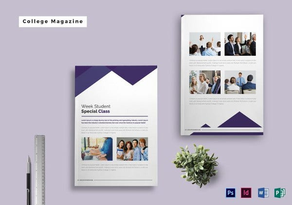 29+ Magazine Covers Designs - Free PSD, AI, Vector EPS Format ...
