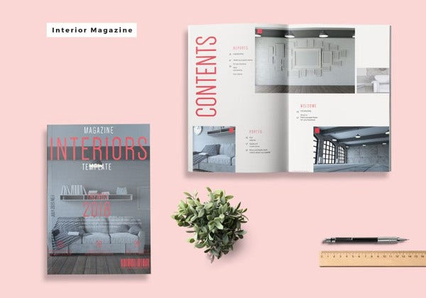 interior-magazine-template