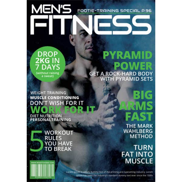 mens-fitness-magazine-cover-template