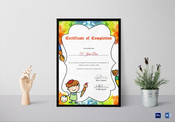 preschool-diploma-completion-certificate-psd