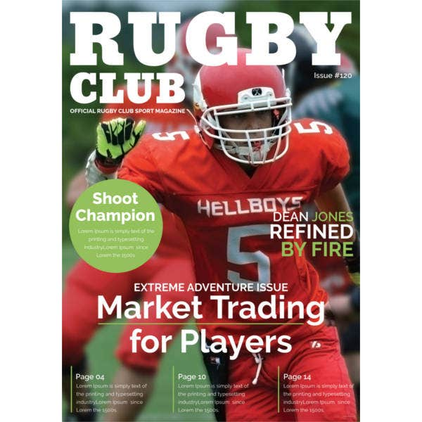 rugby-magazine-cover-template