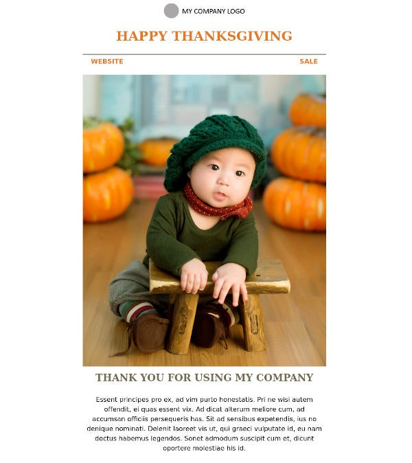 thanksgiving greeting card template1