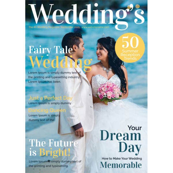 wedding-magazine-cover-template