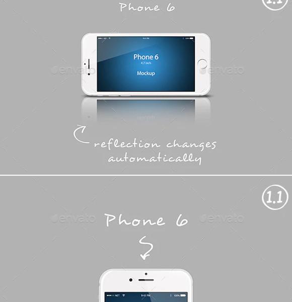 iphone 6 mockups 1