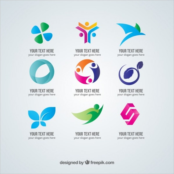 Elegant Business Logos