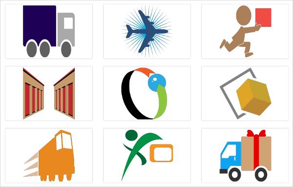 Delivery & Storage Logos