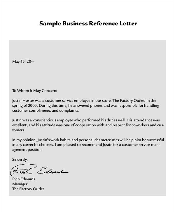 business-reference-letter