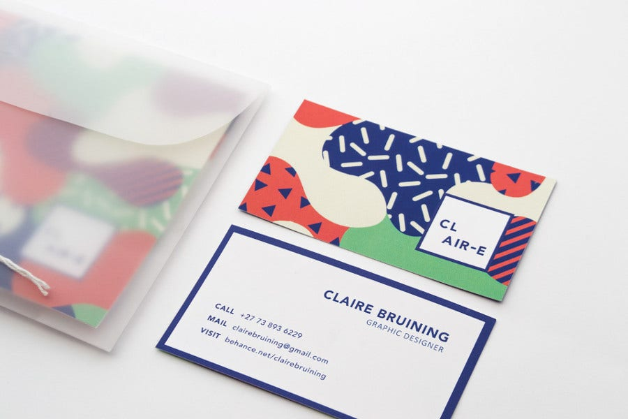 20  beautiful envelope designs