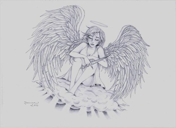 anngel-tattoo-drawing