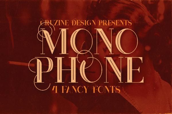 Fancy Grunge Font