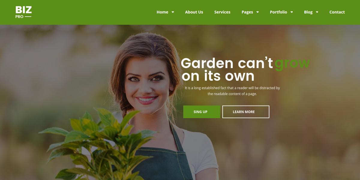 New Multipurpose Agency WordPress Theme $49