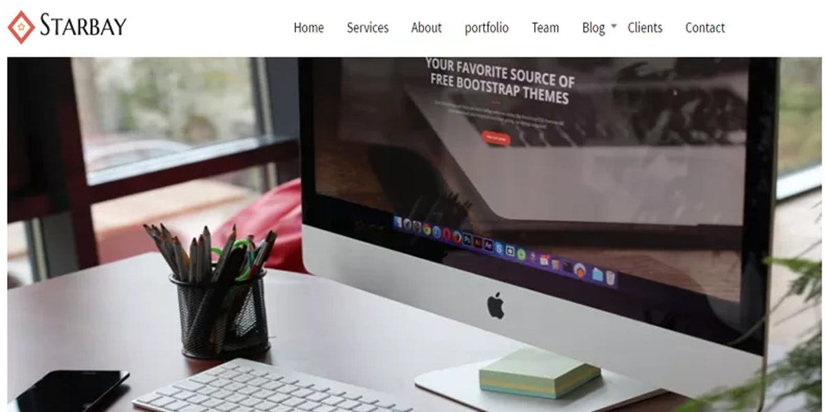 Awesome Businesses WordPress Themes