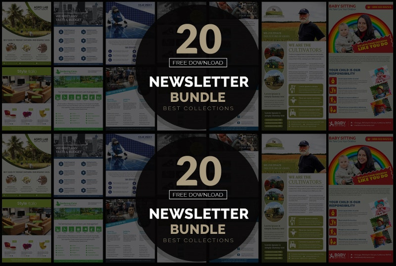 News Letter Bundle