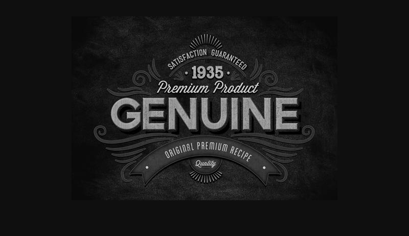 Super Premium Vintage Typography Banners