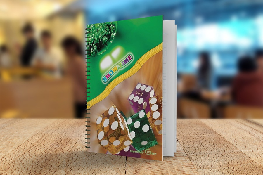 beautiful-a5-notebook-mockup
