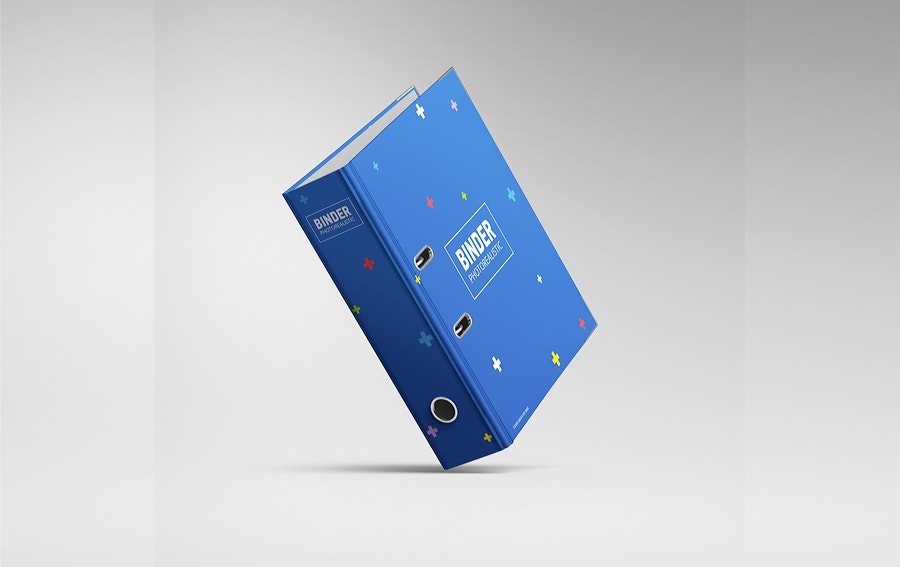 awesome-blue-color-notebook