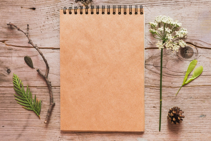rustick-artistic-notebook-mockup