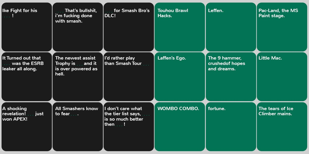 graphic relating to Cards Against Humanity Printable named 8+ Playing cards In opposition to Humanity Totally free Quality Templates