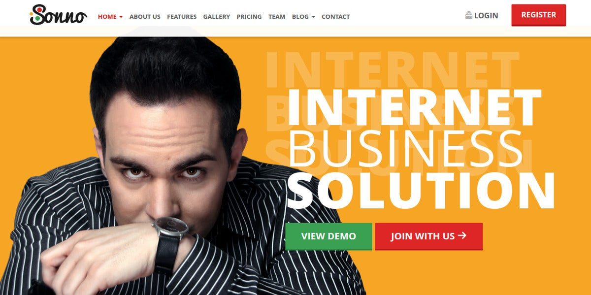 marketing business landing page wp theme 44