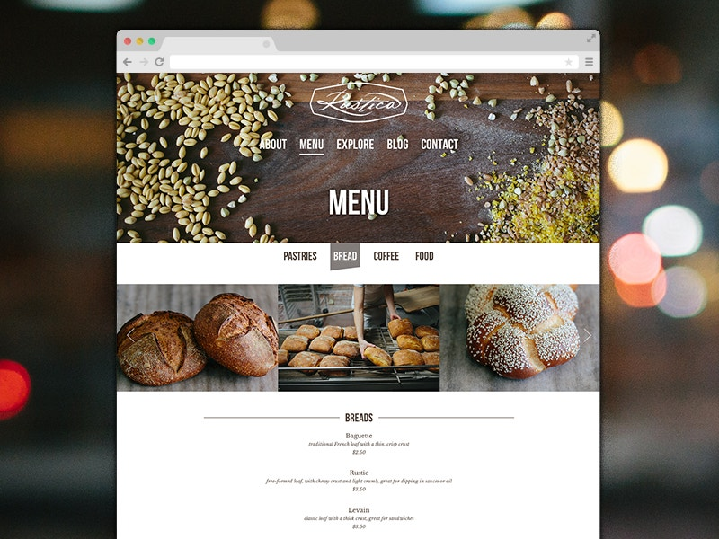 awesome-restaurent-menu-design