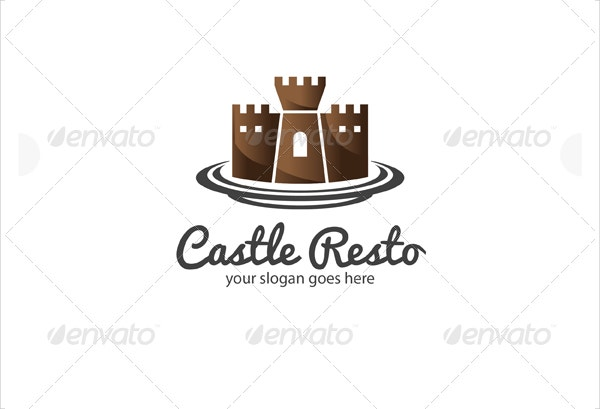 Castle Restaurant Logo