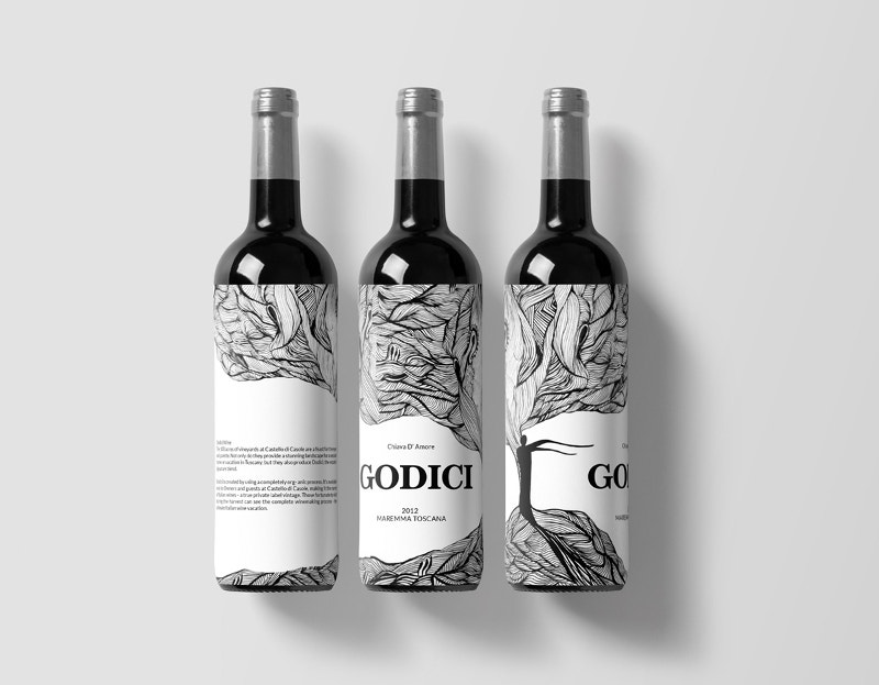 wine packaging by aida hambardzumyan