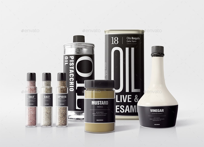 photorealistic packaging mock ups