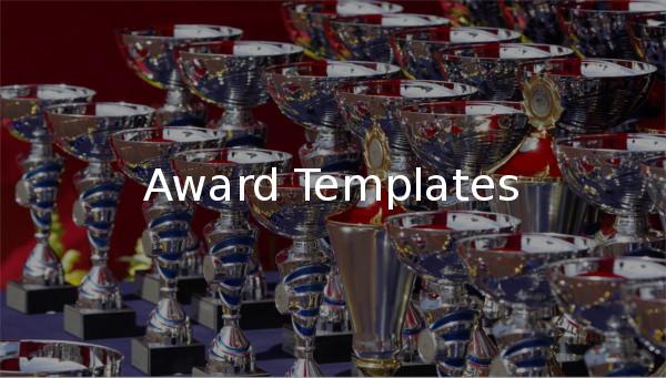 awardtemplates