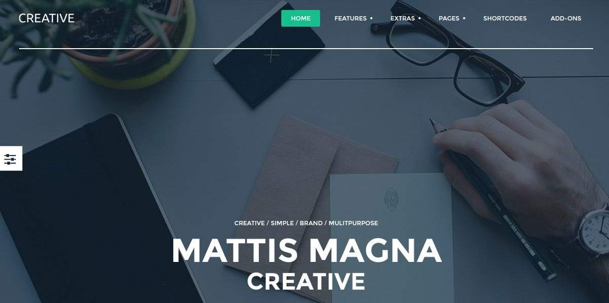 Designer Web Studio Joomla Theme