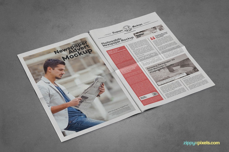presentation-newspaper-mockup