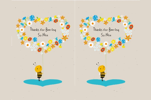 Free Thank You Cards  Free Psd Eps Document Download  Free